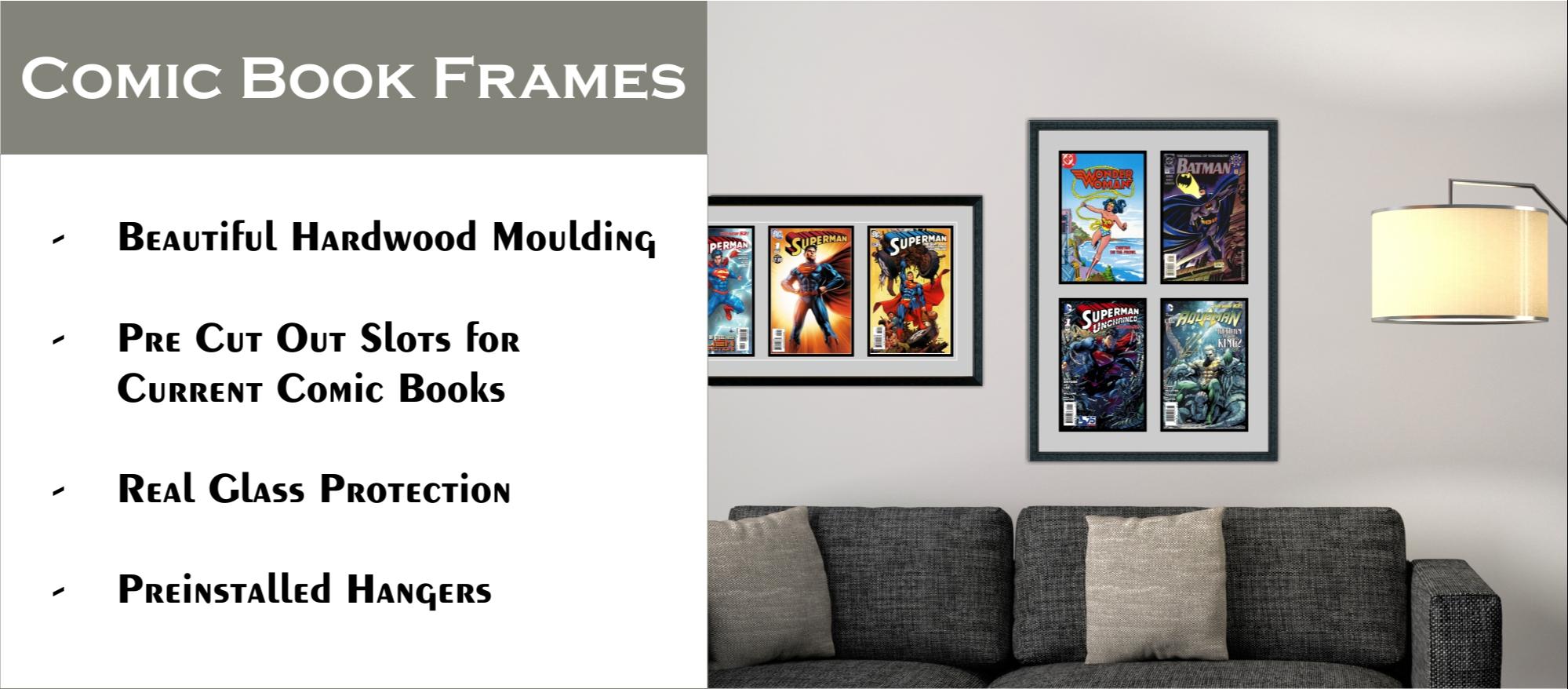 Comic Book Frames