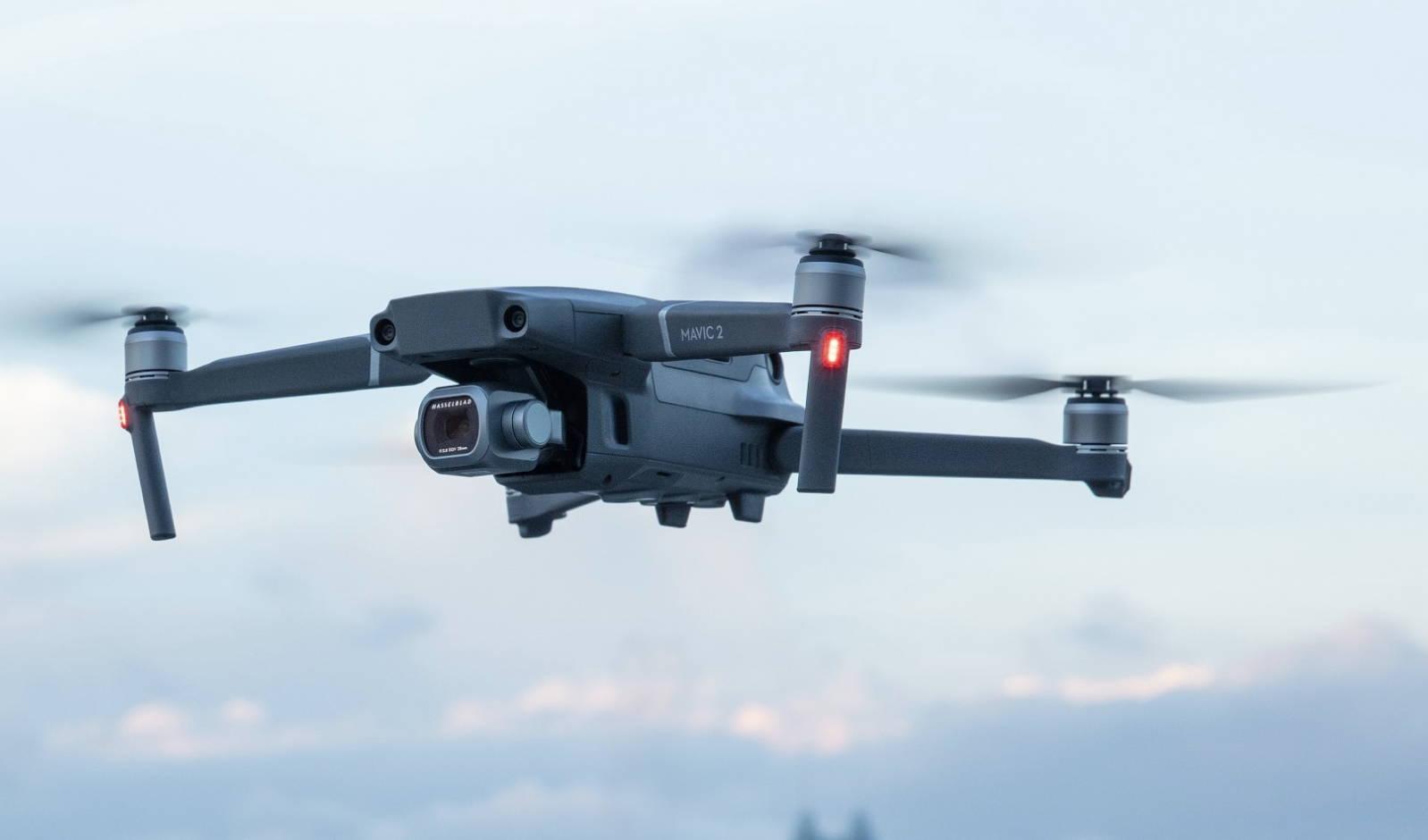 DJI Mavic 2 Pro Mavic 2 Zoom Drone