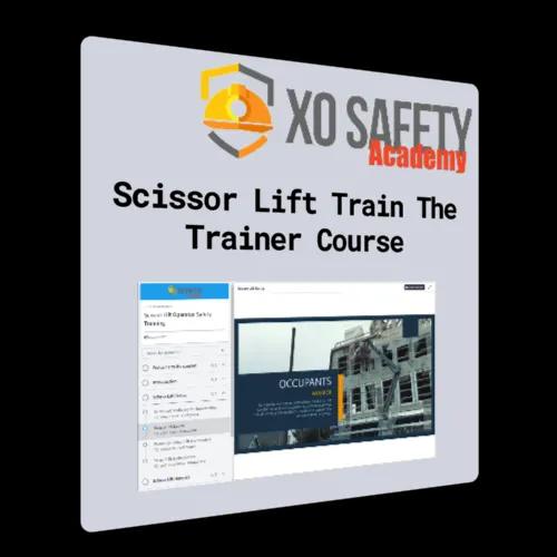 Online Scissor Lift Train The Trainer Course
