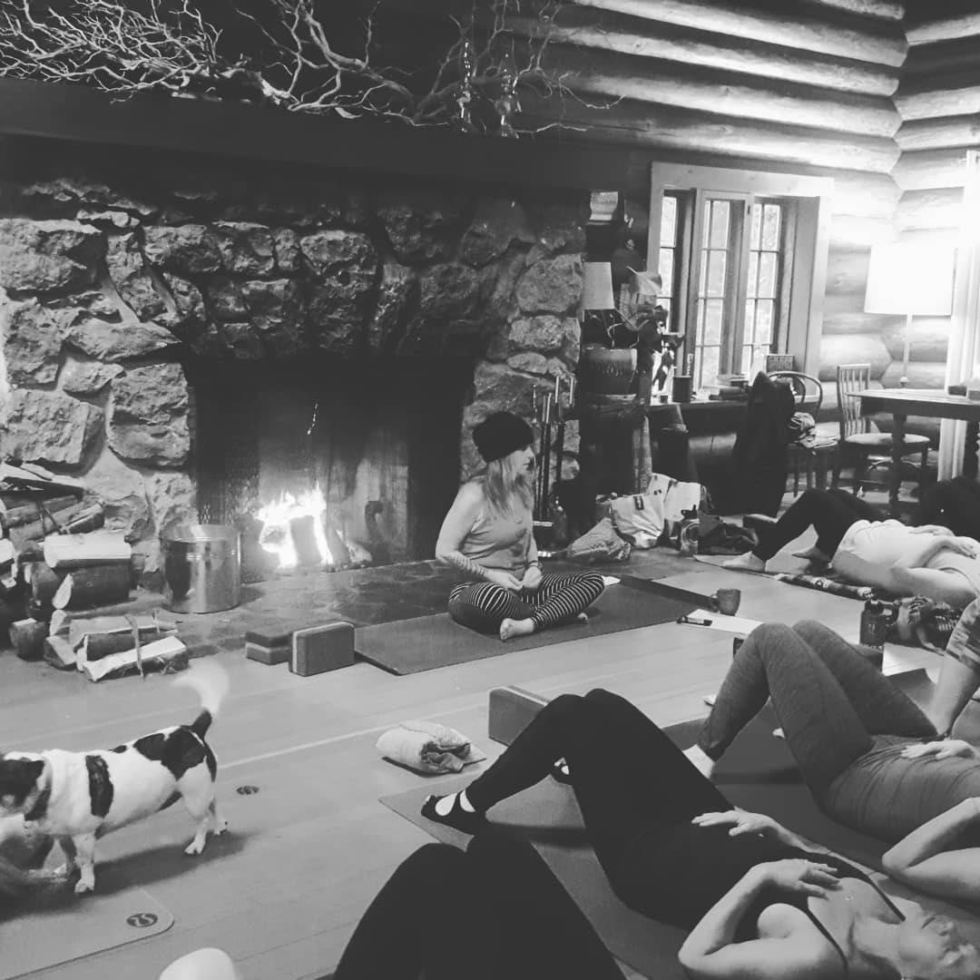 Stillness is Divine with Liz & Greg Skarvelis Yoga Retreat Review l Mukha Yoga