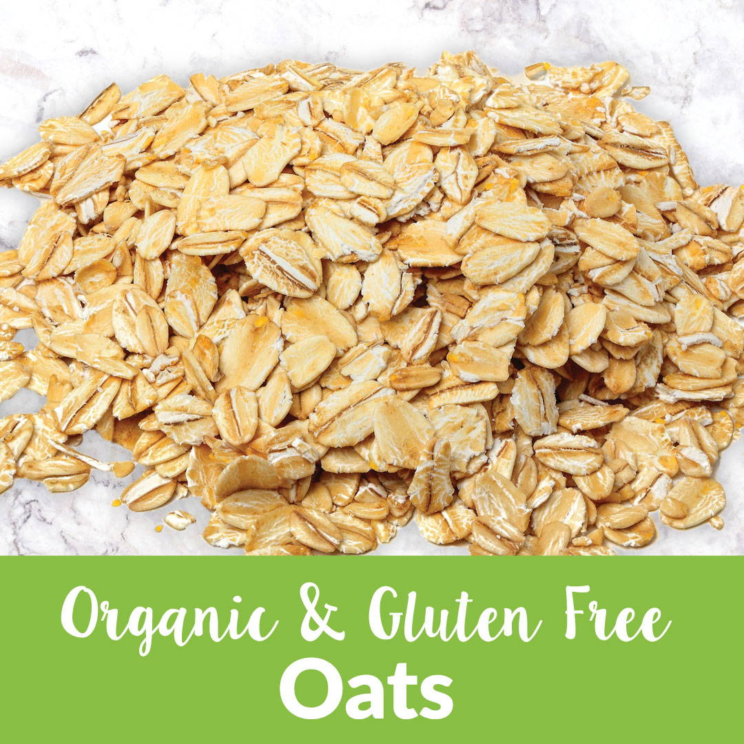 Organic oats bulk