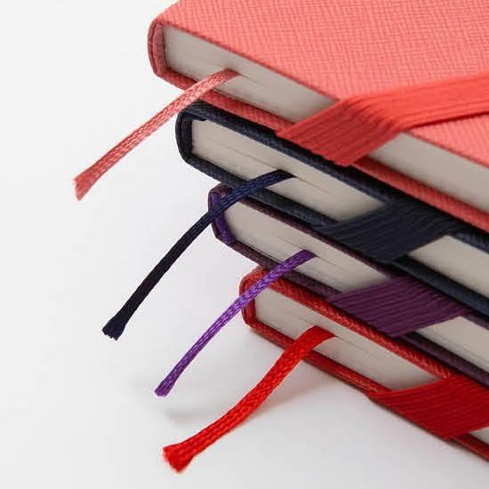 Ribbon bookmark - Ardium 2020 Simple dated handy weekly planner scheduler