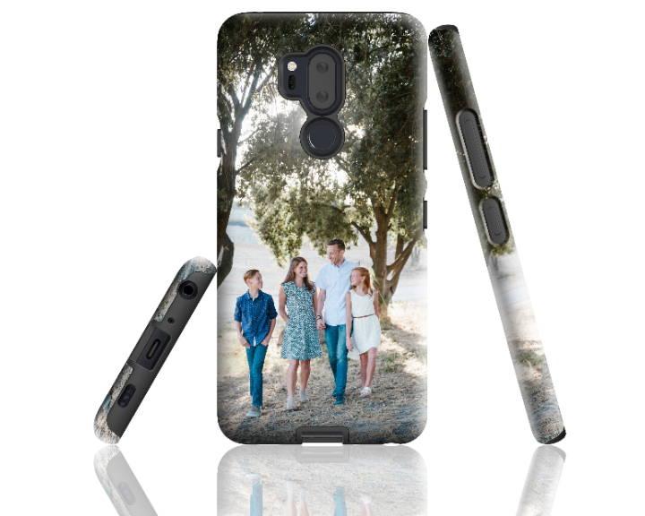 finest selection 18d4d 9d4c0 Custom LG G7 Case