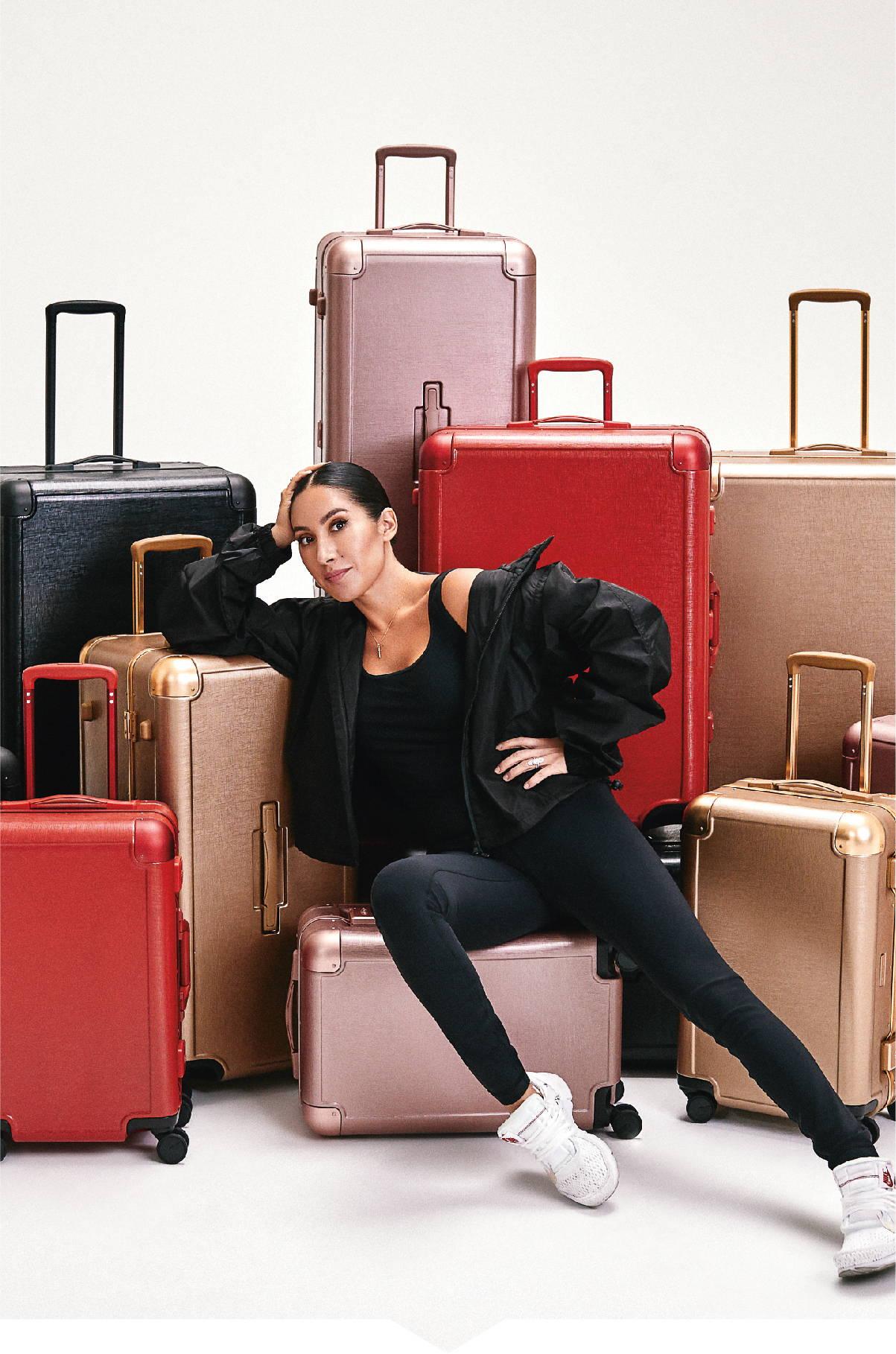 Jen Atkin x CALPAK - Get excited for baggage claim! | CALPAK Travel