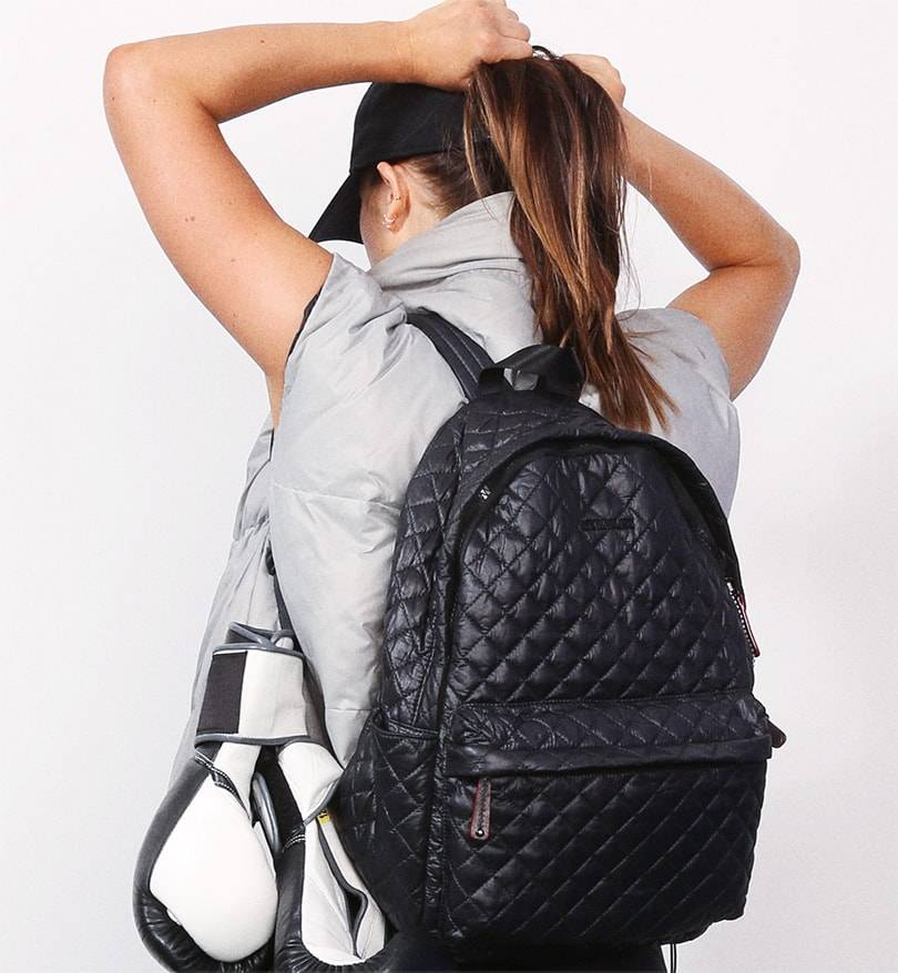 MZ Wallace Luxury Bags Backpack