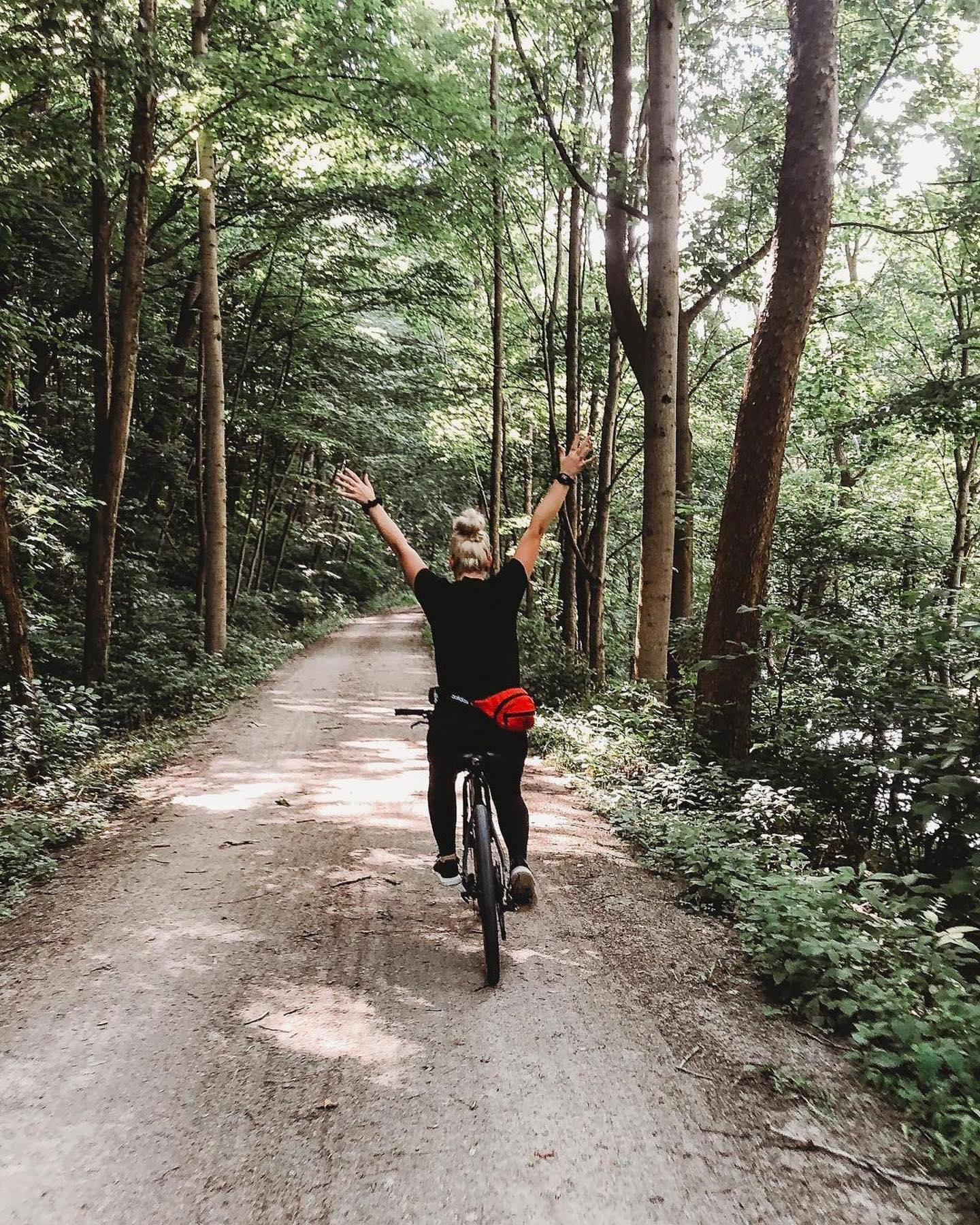 Youghiogheny River Trail - Ohiopyle to Confluence