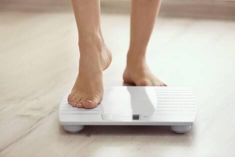 Saftfasten sorgt für einen Gewichtsverlust