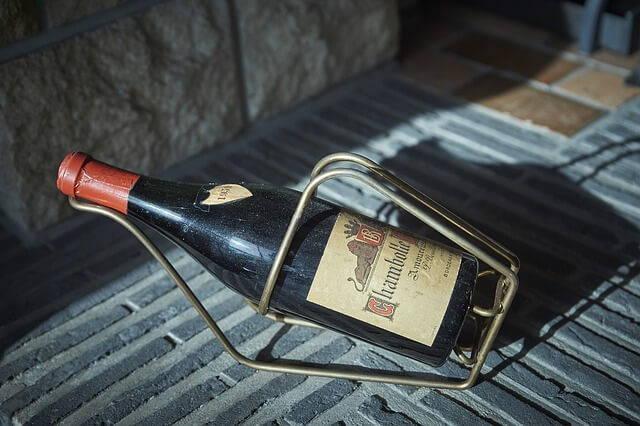 Warum können nur manche Weine altern - The WineStory