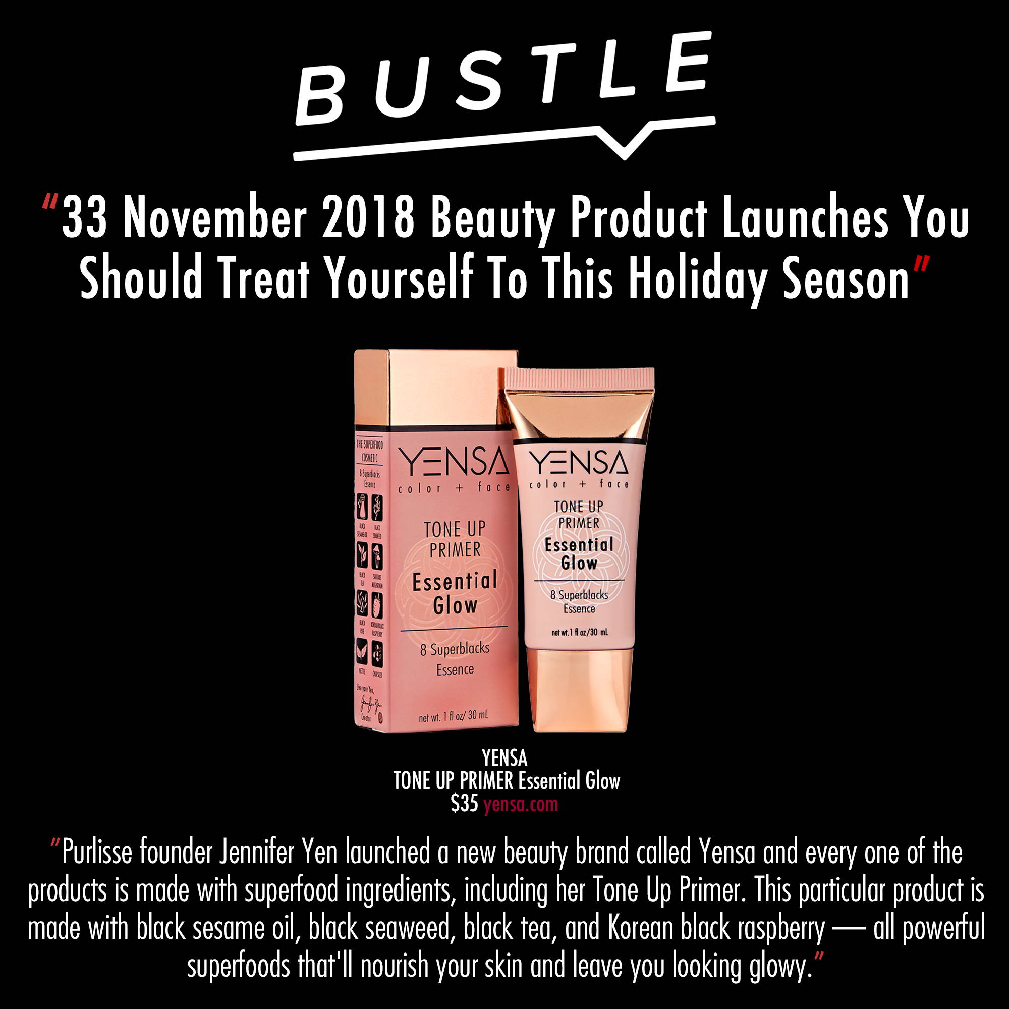 BUSTLE Press