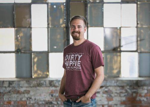 Image of Andrew: CEO/Co-Founder