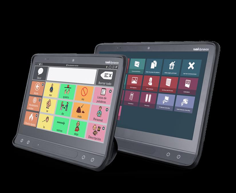 Dispositivos I-Series de Tobii Dynavox
