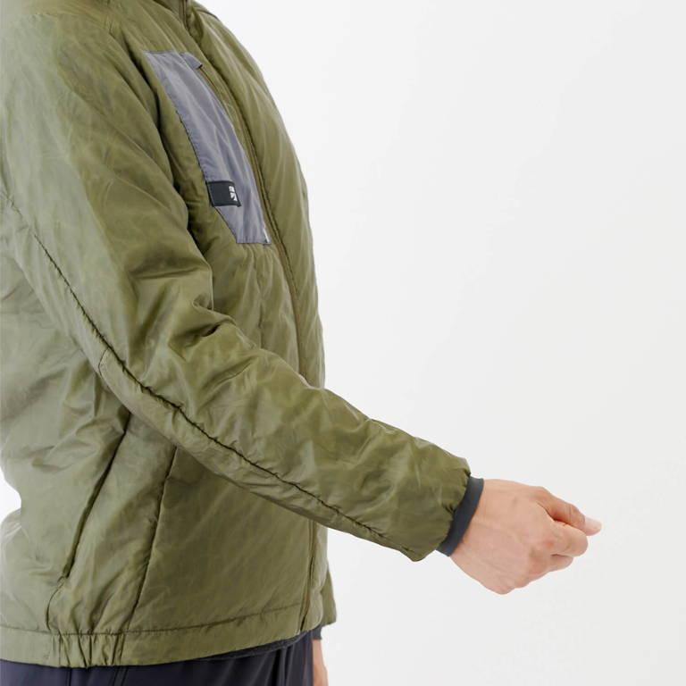 finetrack(ファイントラック )/ポリゴン2ULジャケット/カーキ/MENS