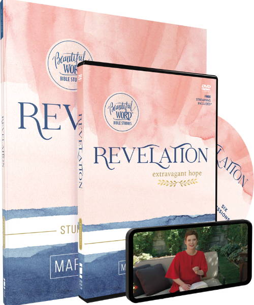Revelation Study Guide with DVD