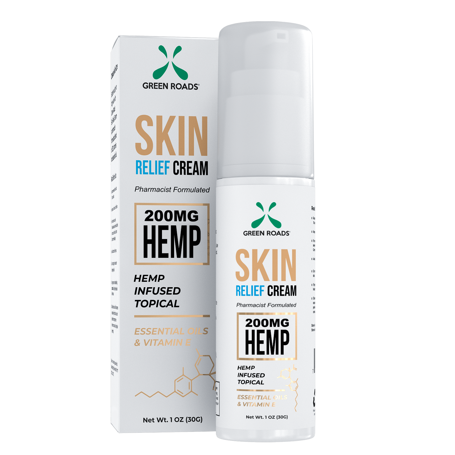 Hemp Skin Relief Cream