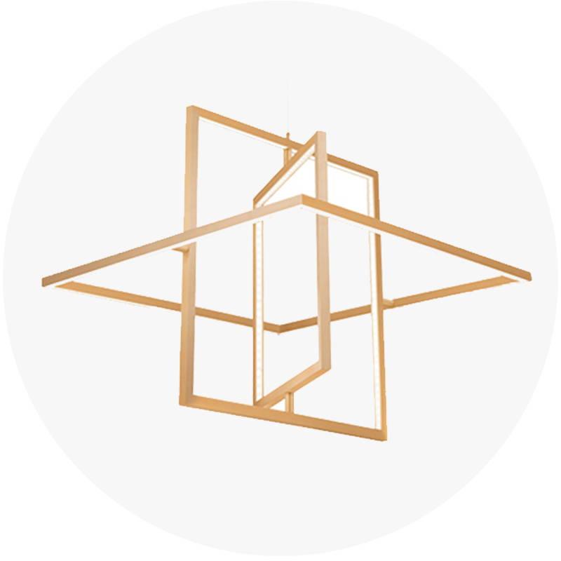 Kuzco Lighting - Mondrian Collection - Indoor Lighting