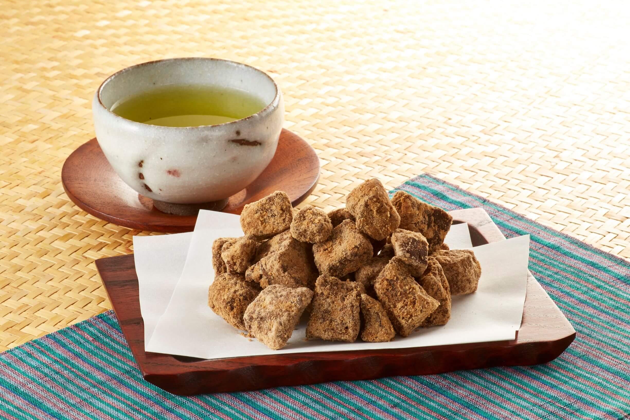 kokuto, brown sugar