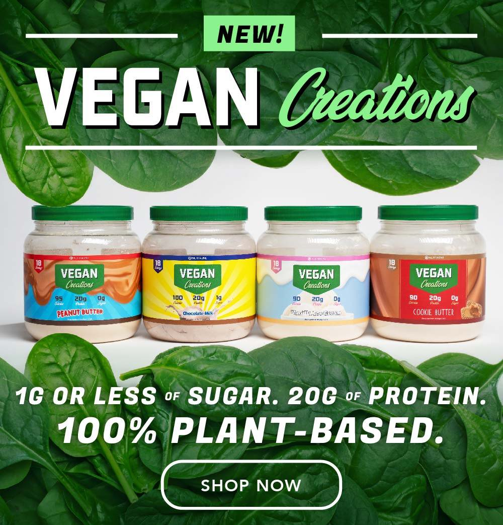 NutraOne Vegan Creations Protein