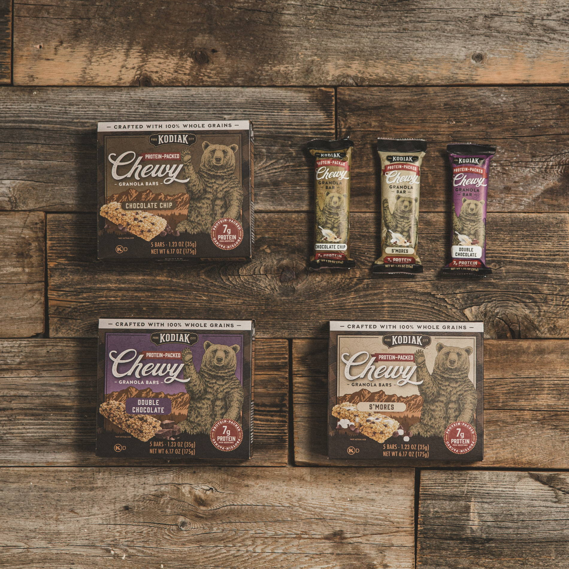 chewy bar sampler boxes