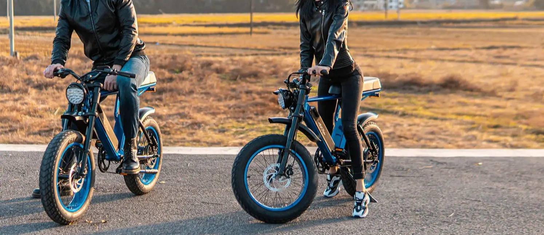 Ariel Rider X-Class Moped Style E-bike
