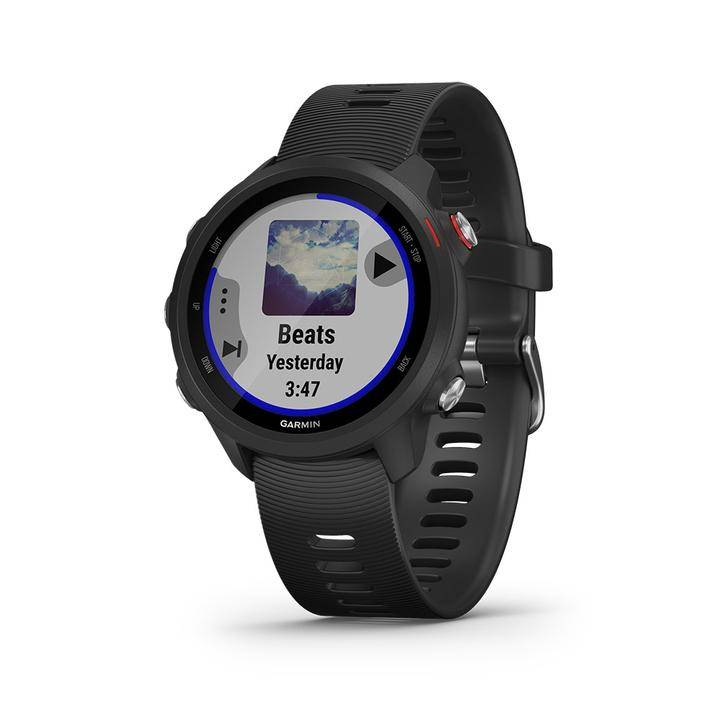 Garmin Forerunner 245 Music GPS Watch black