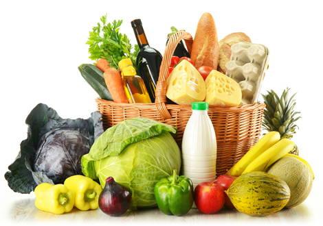 Dieta vegetariana sana