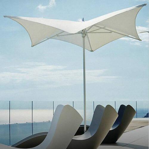 Vondom Manta Square Umbrella