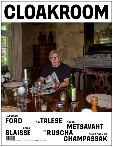 Cloakroom Magazine