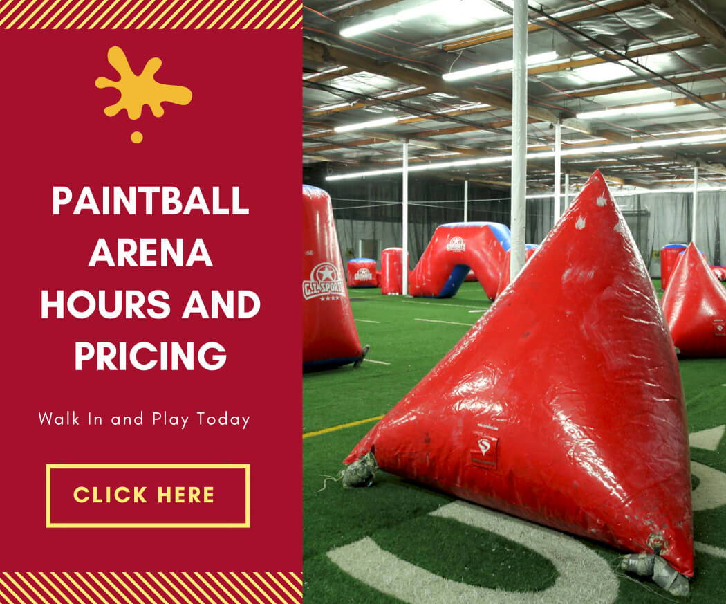 Paintball Arena Hours and Pricing