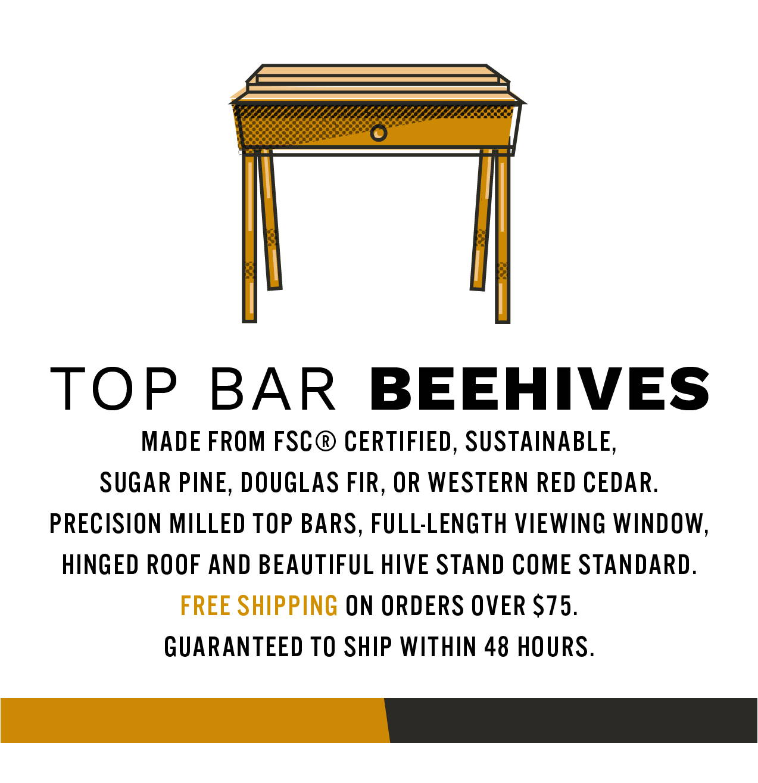 Top Bar Beehives