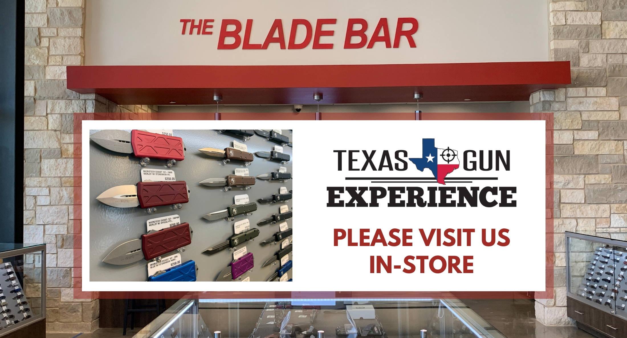 knife shop grapevine texas