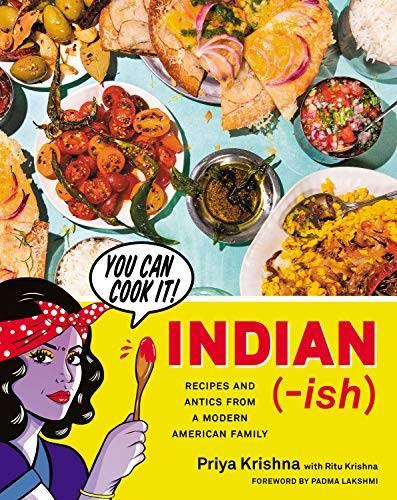 Indian-ish cookbbook