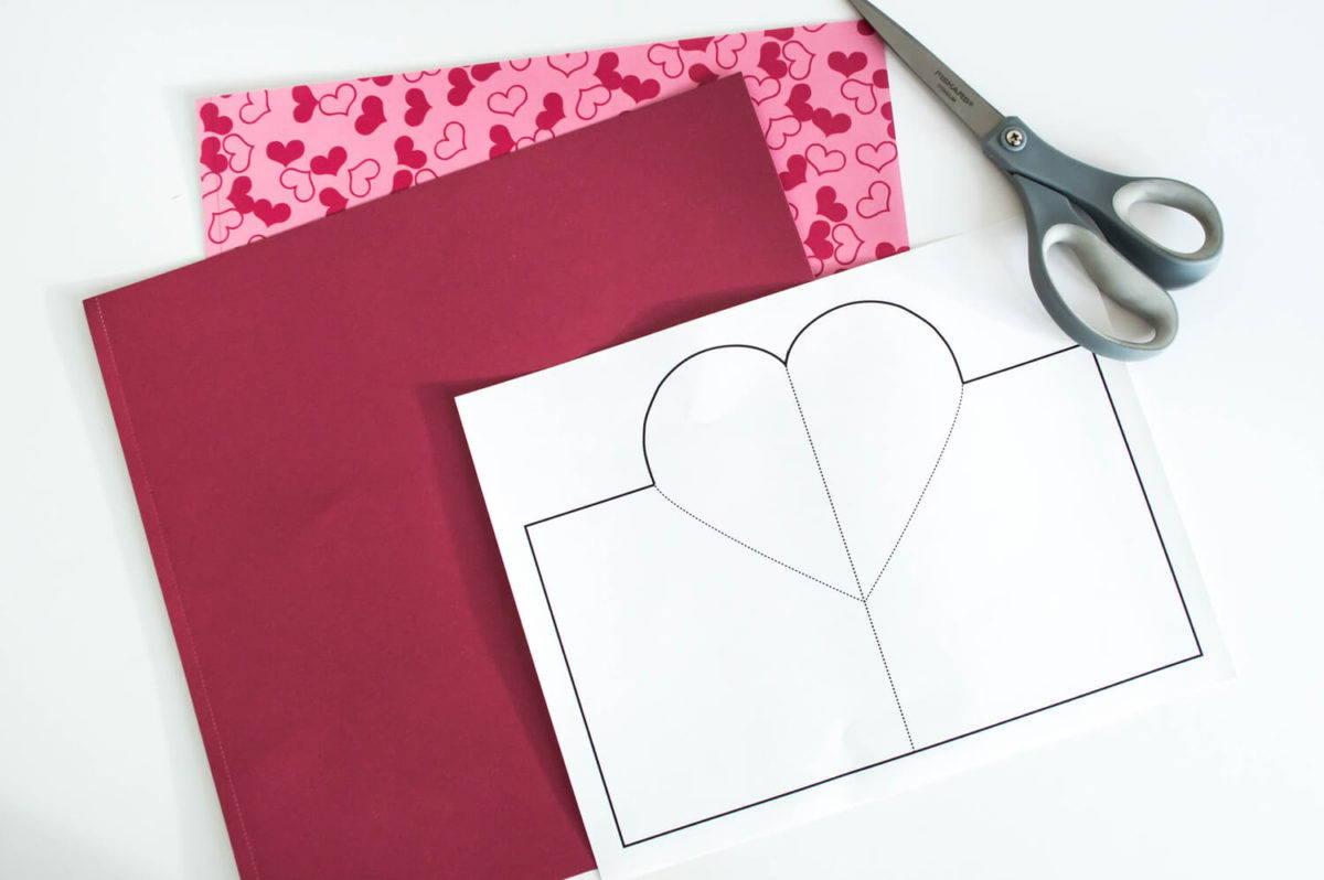 3 Easy Diy Valentine S Day Cards Homemade Valentines