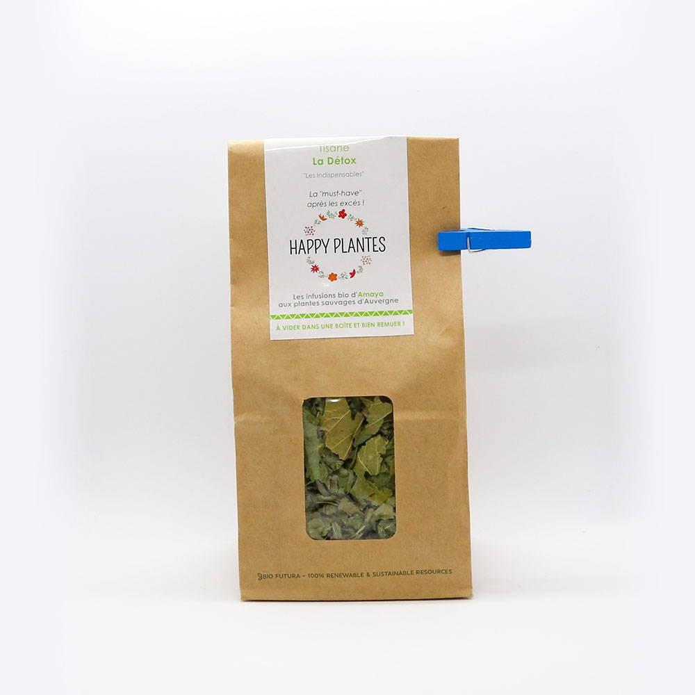 Tisane Détox aux plantes sauvages