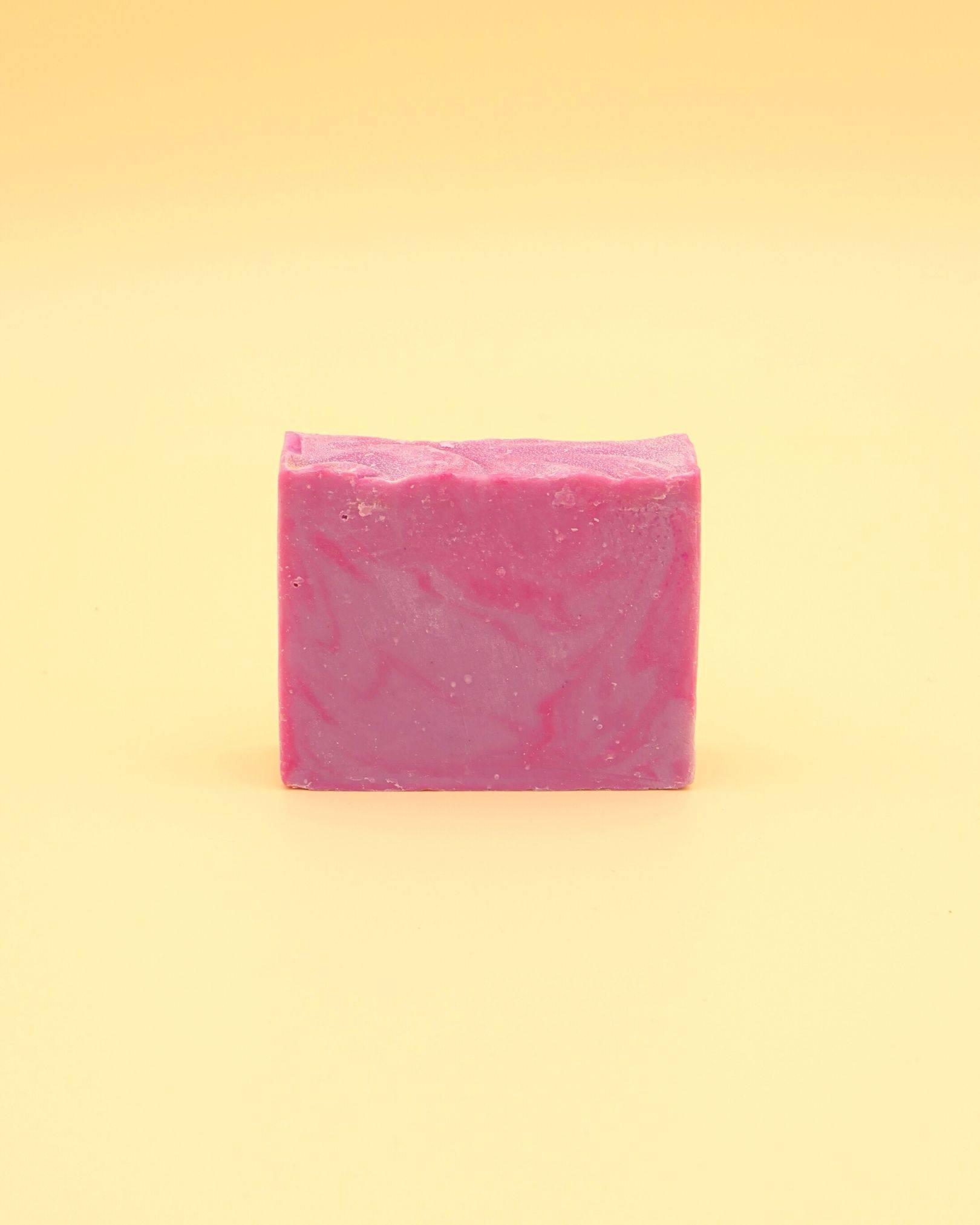 Le savon naturel - Framboise