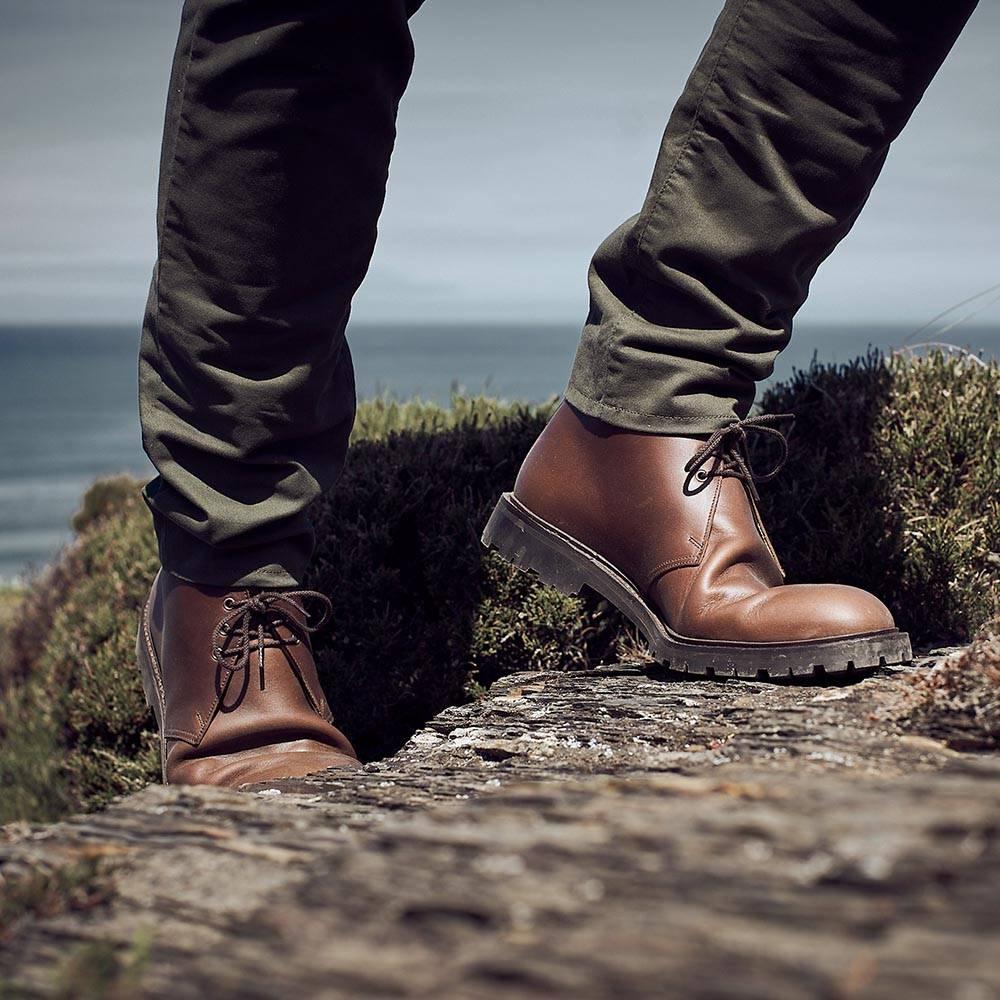 Chepstow, Mens Boots | Crockett & Jones