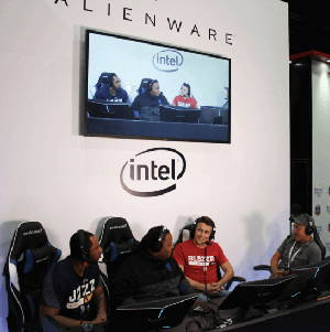 Partnered with Alienware