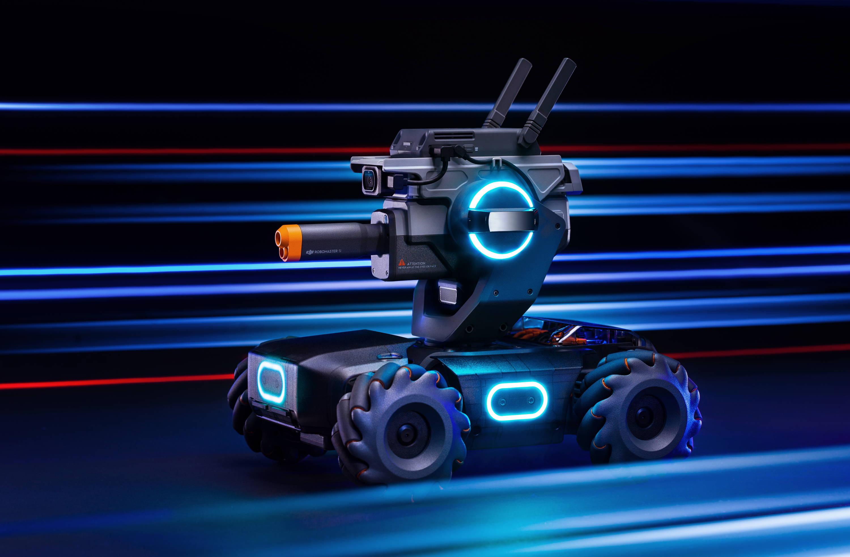 DJI RoboMaster S1  canada dr drone