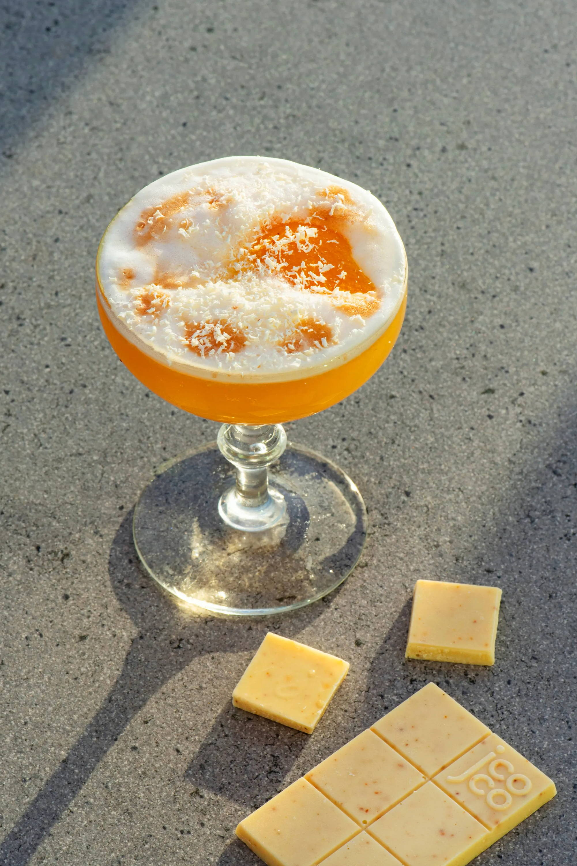 cayenne veracruz orange sour
