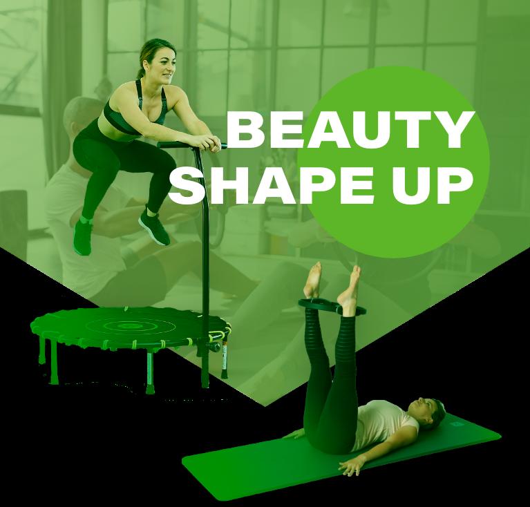 健康&ビューティ!シェイプアップ! 運動不足をなくし強い身体に!
