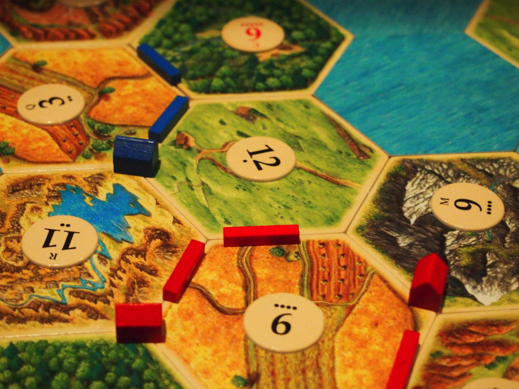 Catan Thirsty Meeples