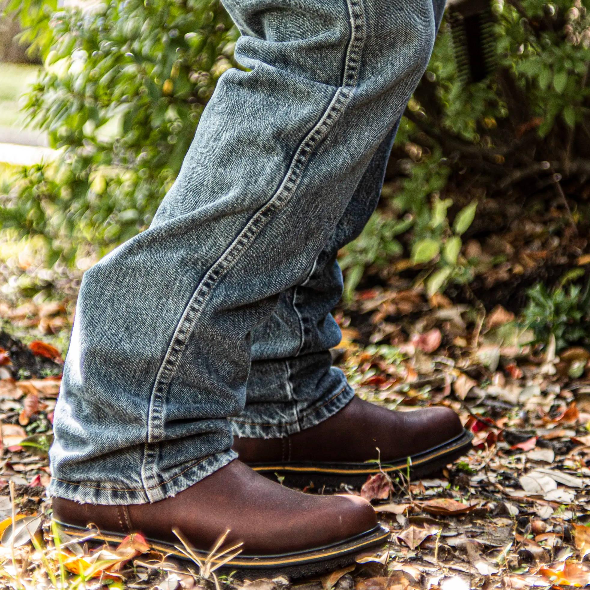 comfort mens cebu work boot