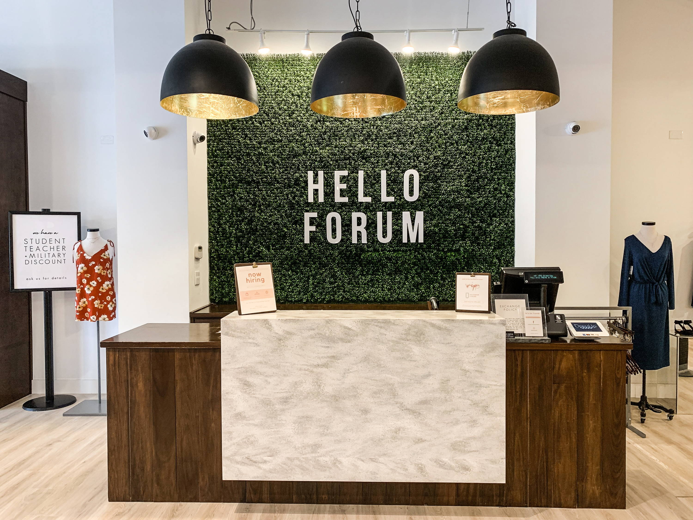 Hello Forum!