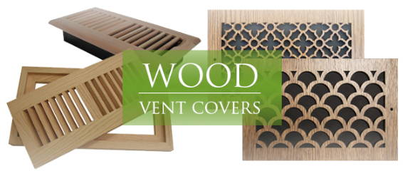 Shop for Wood Vent Covers