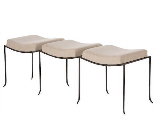 Arteriors Mosquito Large Bench