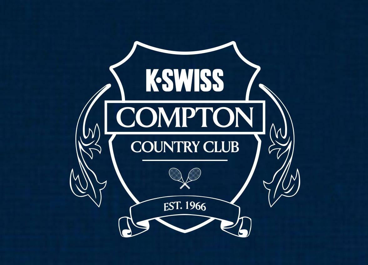 K-Swiss Compton Country Club. Est. 1966