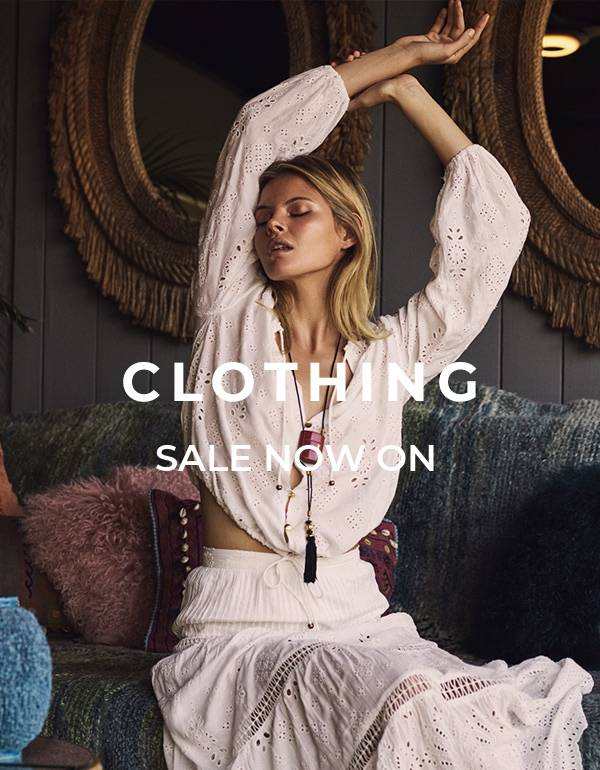 Shop Clothing Sale! Now up to 50% Off Instore and Online. Free Delivery*