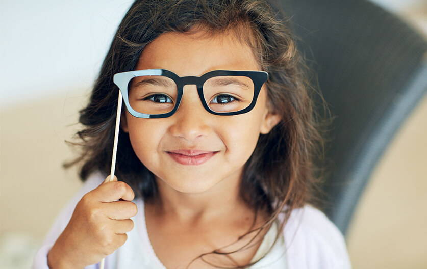 4 common Eye problems in Kids