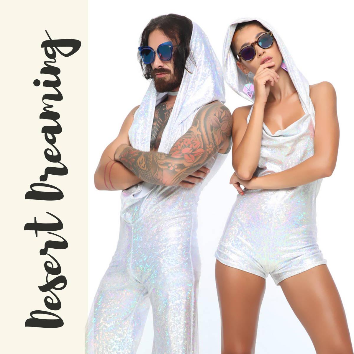 Burning Man Costumes by Sea Dragon Studio