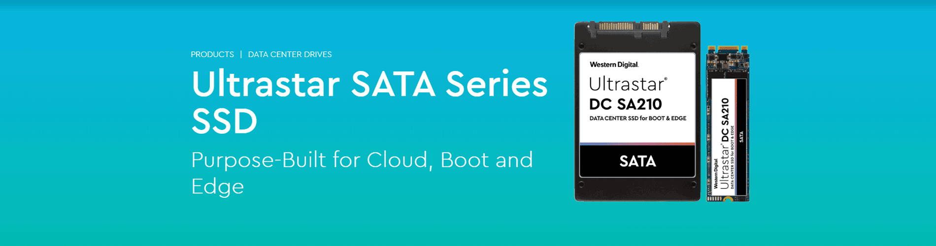 Ultrastar SATA Series SSD