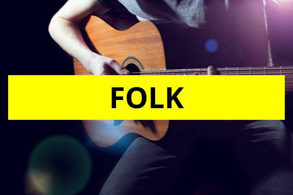 Folk guitar string jewelry